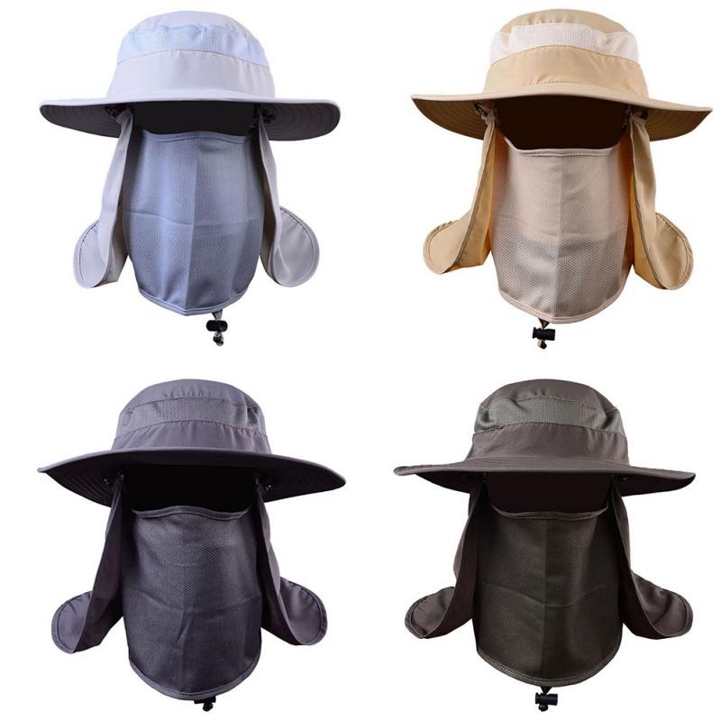 Fisherman's Hat Windshield Sunshade Removable Earmuff Hat Sp